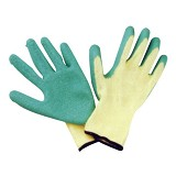 KRISBOW Rubber Coating Gloves [KW1000340] - Sarung Tangan Pelindung